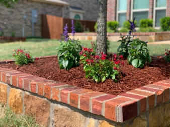 Flowerbed Refresh